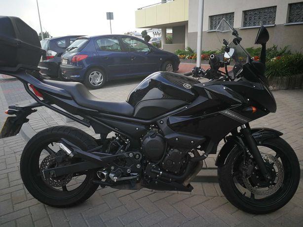 Yamaha XJ6 Diversion (FZ6R) przebieg 38tys.