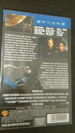 Film: Kula (1998) Sphere kaseta wideo VHS