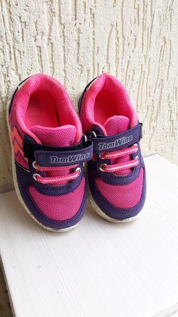 Кроссовки для девочки 14 см (22р)Tom Wins