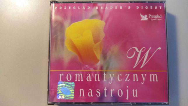 W romantycznym nastroju 5 płyt audio CD - 99 utworów Readers Digest