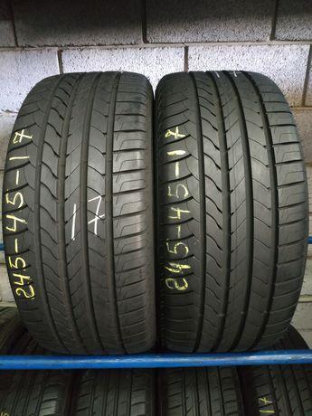 Літні шини 245/45 R17 (99Y) GOOD YEAR