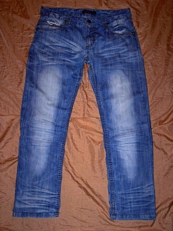 Брендовые джинсы узкачи Kosmo Kosmolupo размер 34