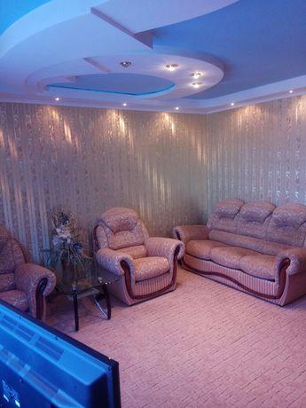 Продам 3-х кім. квартиру в м. Бурштин