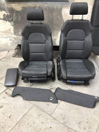 Fotele Siedzenia Audi A6 C6 kombi