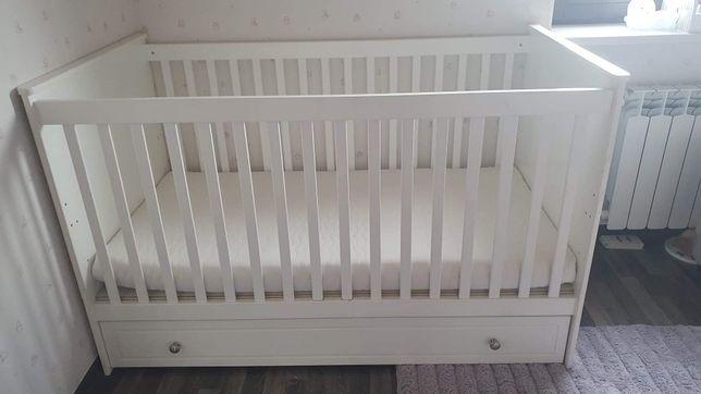 łóżeczko + szafa
