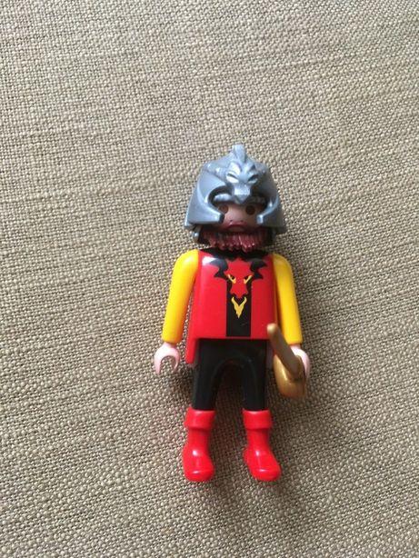 Figurka Playmobil Rycerz giermek aksesoria zabawka dla chłopca 1993
