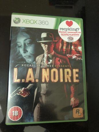 L.A. Noire xbox 360 gra/gry