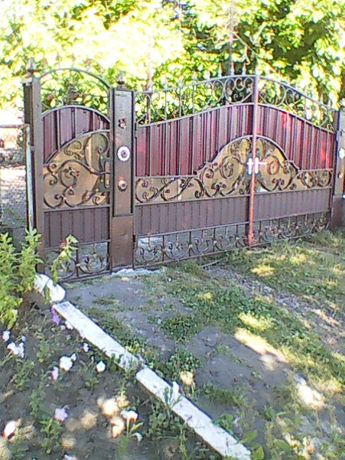 Кованные ворота,заборы