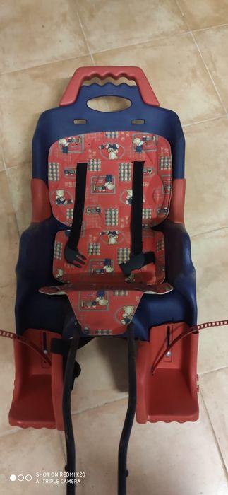 Cadeira de criança para bicicleta Esposende, Marinhas E Gandra - imagem 1