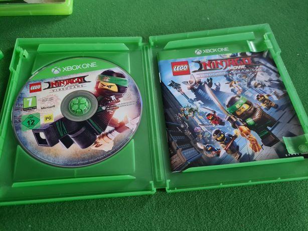 Lego Ninjago Xbox one movie gamevideo