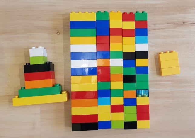 Lego duplo zestaw klocków 85 szt