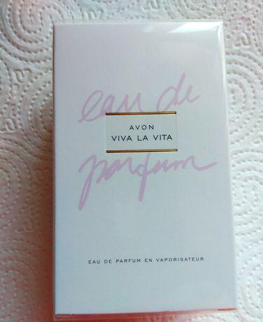 Viva La Vita Avon nowa 50 ml