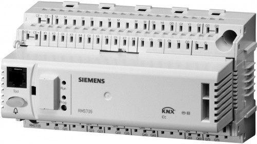 Sterownik przełączająco-monitorujący Siemens RMS705B