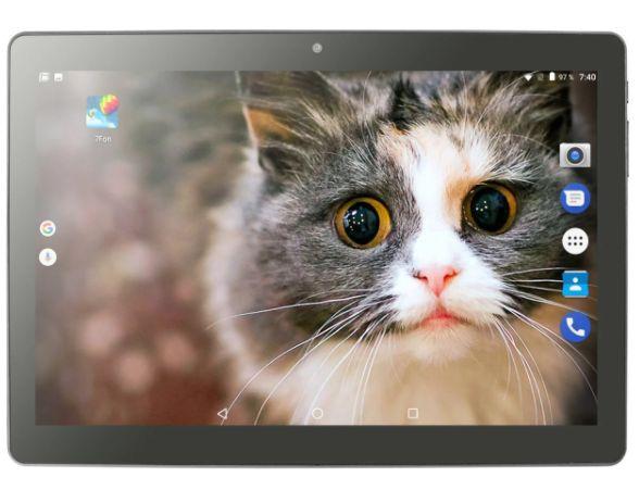 4G Планшет телефон Samsung Galaxy TAB 10, тонкий и прочный корпус