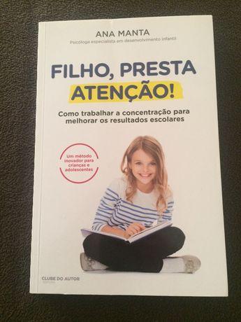 Livro Filho, Presta Atenção!