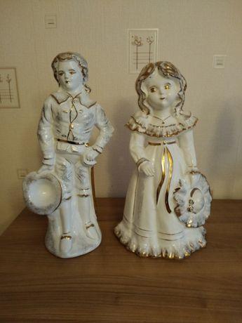 Lalki porcelanowe duże
