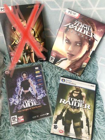 Kolekcja Lara Croft Tomb Raider PC