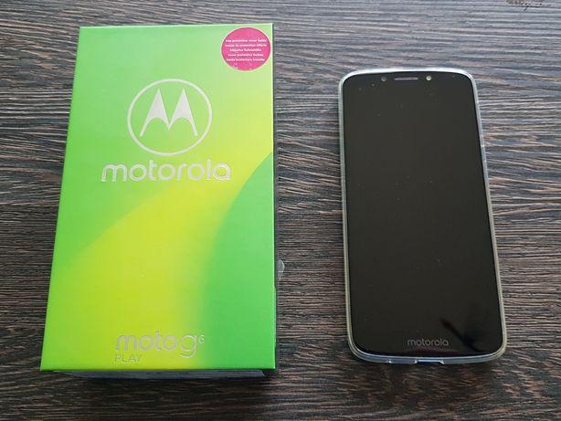 smartfon Motorola G6 Play nie samsung