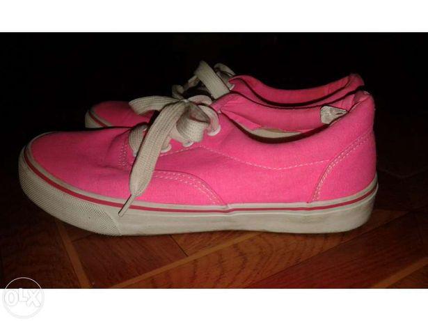 Sapatilha\Tenis Rosa Neon