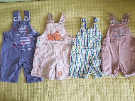Комбинезон штаны шорты NEXT Disney 3-6мес. 68 р