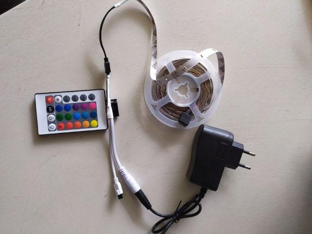Taśma LED - nowe