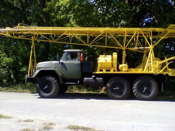 Буровая установка Зил-131 УРБ-2.5