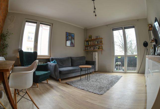 Mieszkanie 2 pokoje 46,70 m2 Centrum. Bezpośrednio