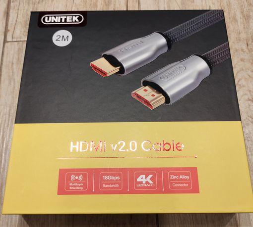 Kabel HDMI Unitek 2m 4K
