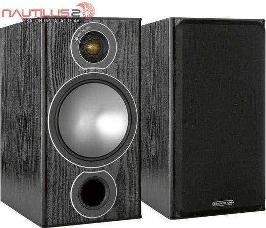 Kolumny podstawkowe Monitor Audio BRONZE 2 czarne para