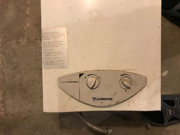 Ogrzewacz terma piecyk Junkers PowerControl Power Control