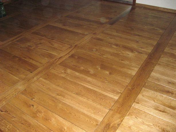 Cyklinowanie, szlifowanie podłóg, renowacje, podłogi dębowe