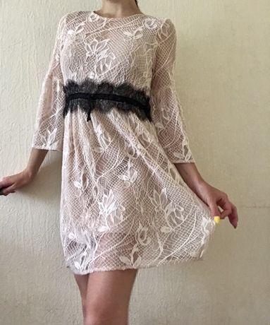 Платье женское М Zara basic