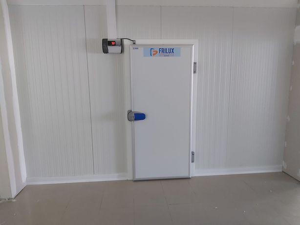 Câmaras de Congelacao usada com garantia motor novo