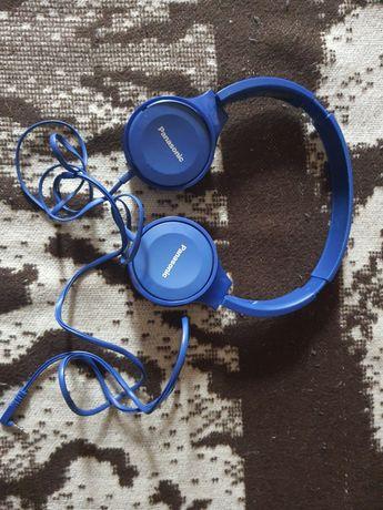 Sprzedam używane słuchawki Panasonic