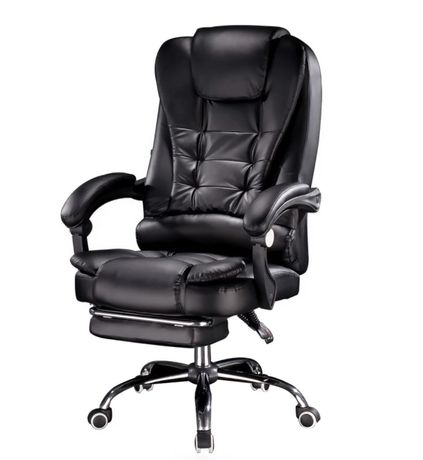 Fotel biurowy, fotel kierownika, z vibro masażerem Dostawa 0zł