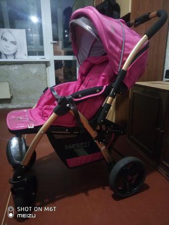 Продам детскую коляску baciuzzi