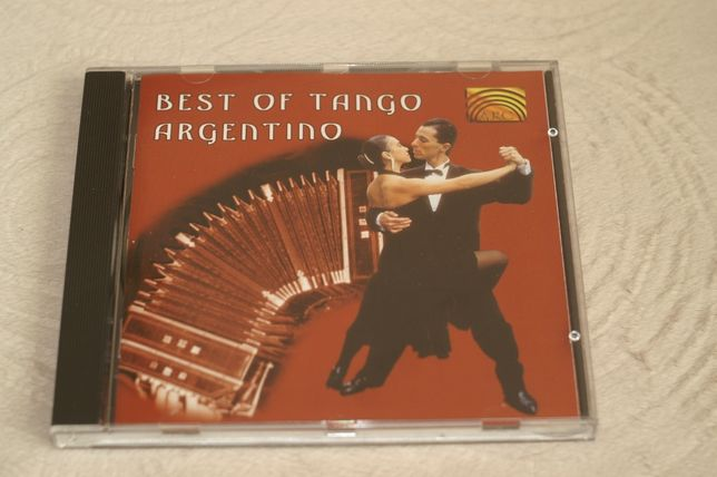 Best of Tango Argentino - Various CD