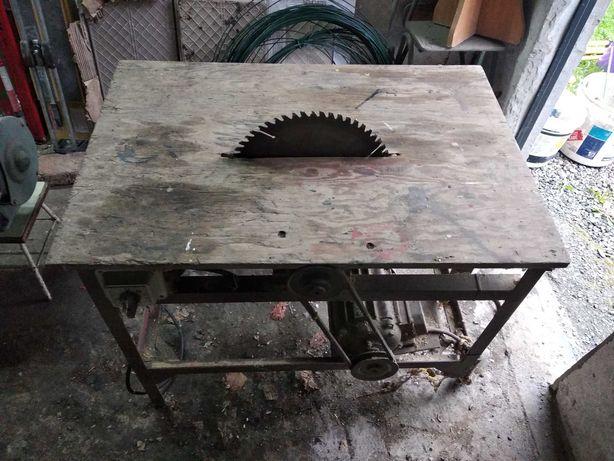 Piła stołowa tarczowa, krajzega