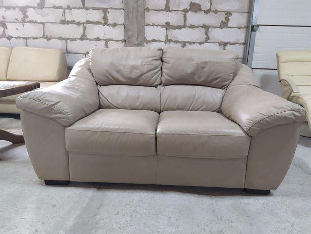 Кожаный двухместный диван «Relax» (150613)