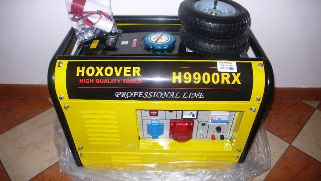 Agregat prądotwórczy HOXOVER H9900RX 7,5 kW