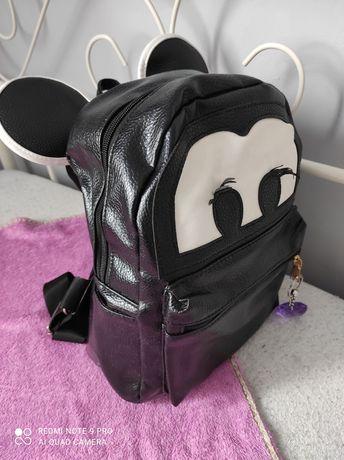 Plecaczek dla dziewczynki jak nowy