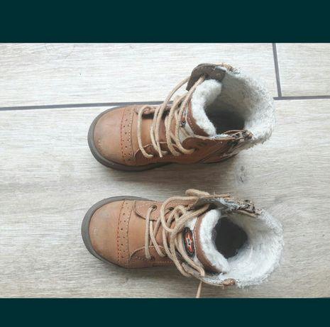 Kozaki botki trzewiki lasocki Kids 24