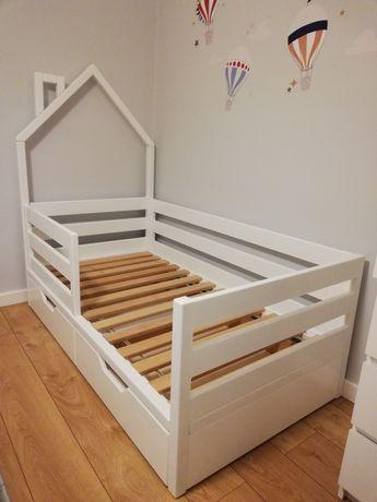 Łóżko dziecięce na wymiar, łóżko domek, nowoczesne i klasyczne