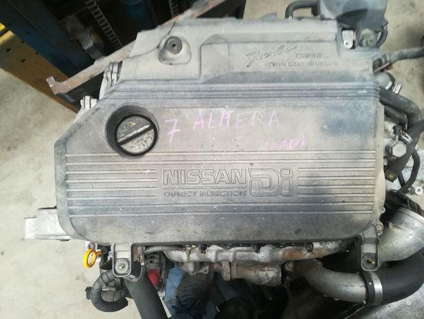 Motor e cx nissan almera 2200 di