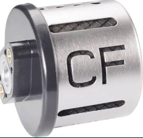 Filtr powietrza Reely carbon fighter, skala 1:6, seria CF