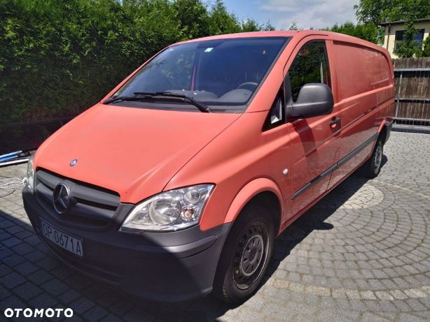 Mercedes-Benz vito 110cdi  vito salon polska I właścicel