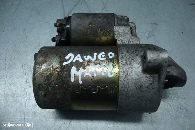 Motor de arranque Daewoo Matiz, gasolina