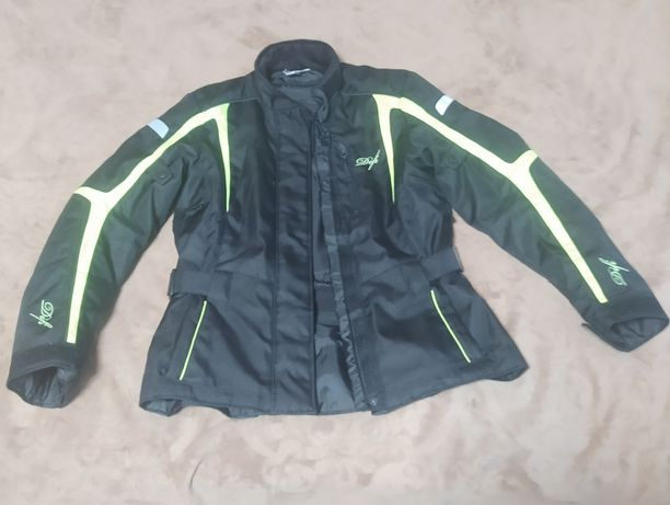 Продам жіночу мото-куртку розмір 38