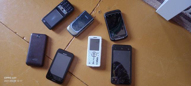 Zamienie telefony stan różny
