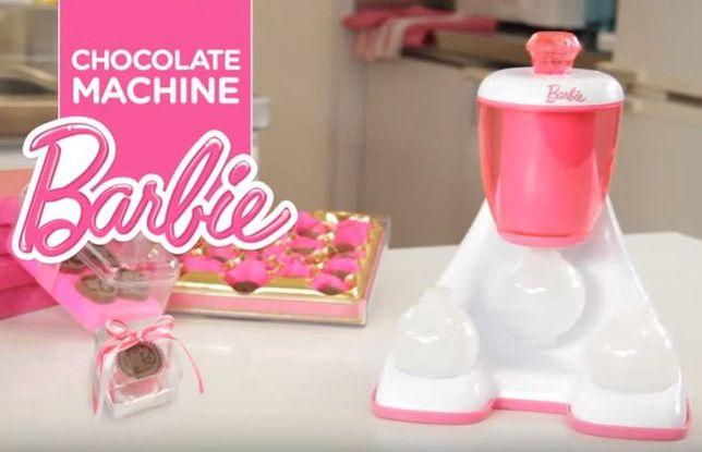 OUTLET zabawek  Barbie maszyna do czekolady